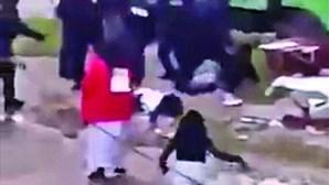 Mãe, três filhos e PSP acusados nos confrontos no Bairro da Jamaica