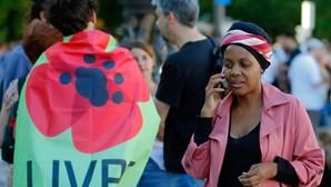 "Joacine Katar Moreira: ""Precisamos de evitar que haja Bolsonaros no parlamento"""