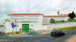 Capturado recluso que escapou do Hospital-Prisão de Caxias