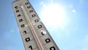 Sol e calor marcam primeiro fim de semana de setembro com temperaturas a passar os 30 graus