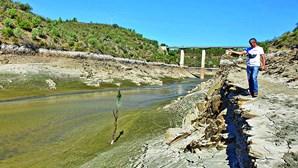 País preocupado com falta de água no Tejo
