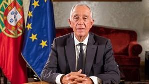 Presidente da República ouve partidos na terça-feira
