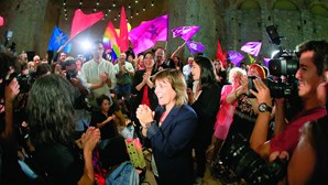 Catarina Martins disponível para apoiar o governo mas com condições