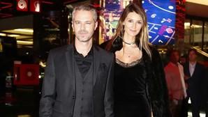 Tiago Monteiro e Diana Pereira anunciam separação