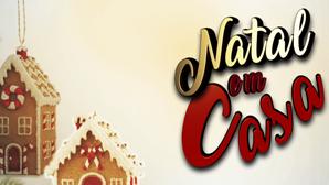Iniciativa 'Natal em Casa' reúne famílias na noite da consoada