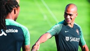 """João Mário: """"Mudei de clube para estar na Seleção Nacional"""""""
