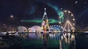 Capital do Natal chega a Oeiras