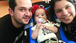 Bebé Noa morreu à espera do medicamento 'milagre'