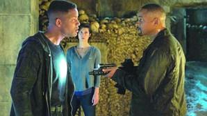 Will Smith luta contra clone em obra de ação