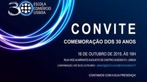 Escola de Comércio de Lisboa comemora o 30.º aniversário