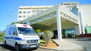 Cliclista despista-se e fica ferido em Silves