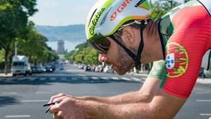 Miguel Carneiro, o polícia português que terminou 10 'Ironman' em quase 12 dias
