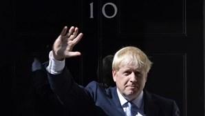 """Boris Johnson quer que o Brexit seja """"começo de uma nova era de cooperação"""" com a UE"""
