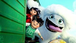 'Abominável': regresso a casa de um adorável monstro da neve