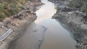 Relíquia religiosa aparece 21 anos depois no rio Pônsul