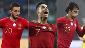 João Félix junta-se a Bernardo Silva e Ronaldo nos nomeados para a Bola de Ouro