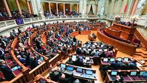 António Costa reduz comitiva do Governo no parlamento em debates quinzenais