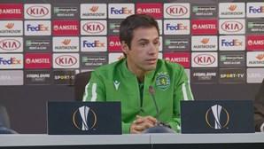 Emanuel Ferro garante que não vai ser a equipa técnica a ensinar sportinguismo aos adeptos do clube