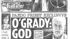 Padre irlandês acusado de pedofilia detido no Algarve