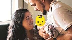 Ressonância feita ao 'bebé sem rosto' deteta surdez. Rodrigo só respira pela boca