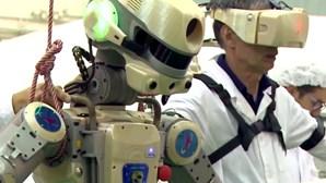 Robots no Espaço