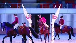 Três escolas mundiais juntas em gala equestre