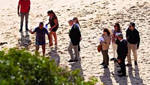 Tribunal foi à praia Maria Luísa em Albufeira ver local da tragédia