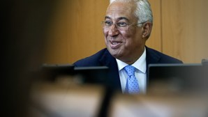 António Costa felicita Caretos de Podence pela classificaço de património da UNESCO