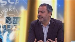 """Sérgio Krithinas: """"Jogadores como o Rafa não há muitos e em Portugal não há nenhum. No plantel do Benfica muito menos..."""""""