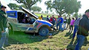 Fã atropelado por carro em prova de todo-o-terreno corre risco de vida