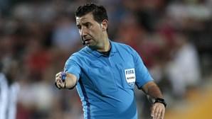 Já é conhecido o árbitro para o jogo entre Tondela e Benfica