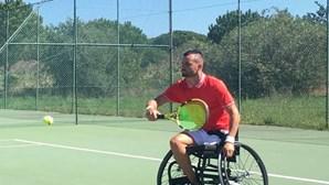 A história emocionante de Fábio Reis que perdeu uma perna mas agarrou a vida através do desporto