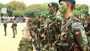 As comemorações do Dia do Exército em imagens