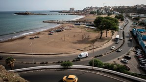 Bebé morre em temporal que inunda capital de Cabo Verde