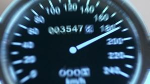 GNR trava corridas ilegais na A19 em Leiria