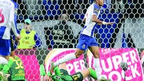 Sérgio Conceição exige concentração a Marega