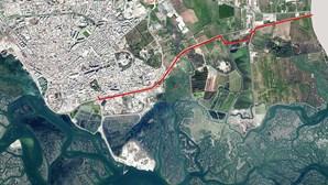Ecovia de quatro quilómetros vai ligar Faro a Olhão
