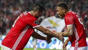 Benfica com liderança isolada na I Liga ao golear o Portimonense na Luz