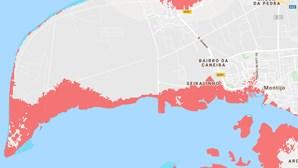 Aeroporto do Montijo poderá estar parcialmente submerso ainda antes de 2050