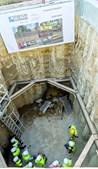 Túnel entre as avenidas de Berlim e Infante D. Henrique pronto no fim de outubro