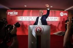 Costa ganha eleições legislativas