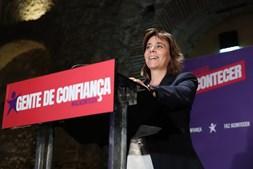 Catarina Martins diz que Bloco está disposto a negociar