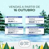 Capital do Natal chega a Lisboa