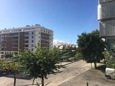 Incêndio na Serra da Carregueira, é avistado desde o Estádio da Luz, em Benfica