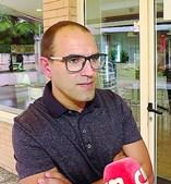 Gustavo Azevedo assume sensação de insegurança