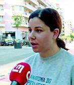 Marta Viana condenou os excessos dos manifestantes violentos