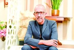Rui Vilhena é o autor de 'Na Corda Bamba', a primeira novela de horário nobre da TVI, que estreou a 15 de setembro