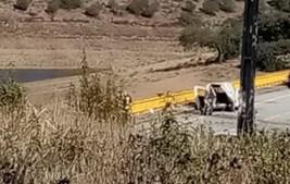 GNR recebeu o alerta para um despiste na Estrada Regional 381