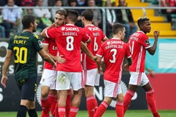 Tondela - Benfica