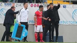 O regresso de Chiquinho aos relvados no Tondela-Benfica